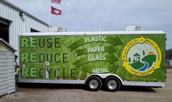 mobile recycle classroom